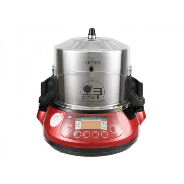 Ocoo 100% Chef, cuiseur double pression contrôlée 3.5 litres