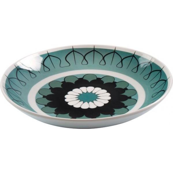 Assiette porcelaine Arabesk creuse Ø 26 cm 90 cl (x 12)