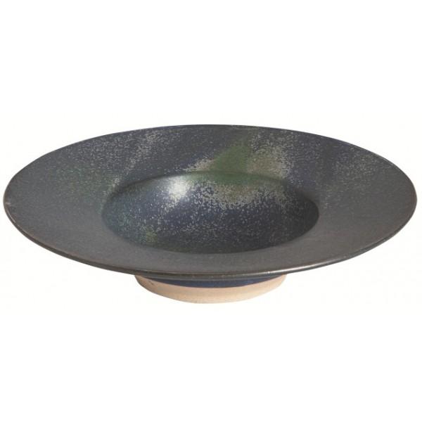 Assiette porcelaine Komett Halley Ø 24.7 cm, 35 cl (x 6)
