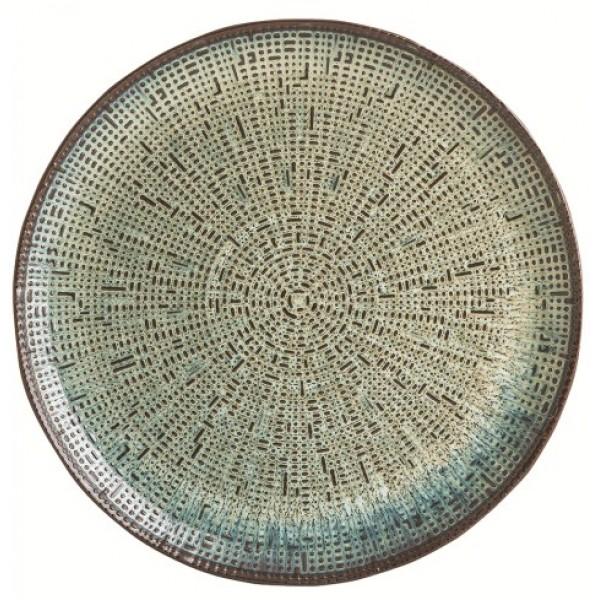 Assiette porcelaine Matris plate Ø 20 cm (x 12)