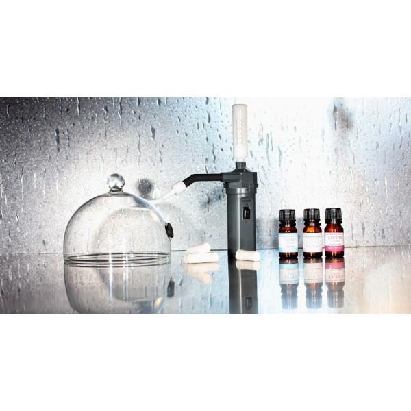 Pipe aromatique / aromatiseur Aladin - générateur de vapeur aromatique