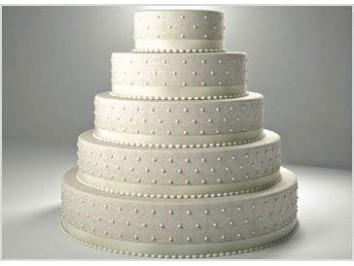 Kit Wedding Cake
