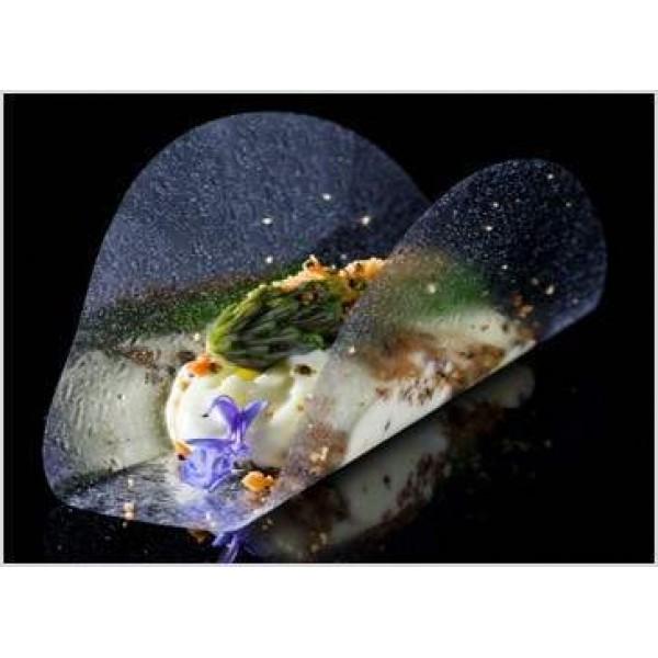 Obulato, feuille de fécule comestible carrée 7 x 7 cm (x 200)