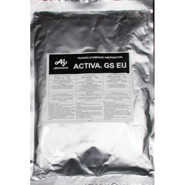 Transglutaminase Activa GS (poisson), Sachet de 1 kg