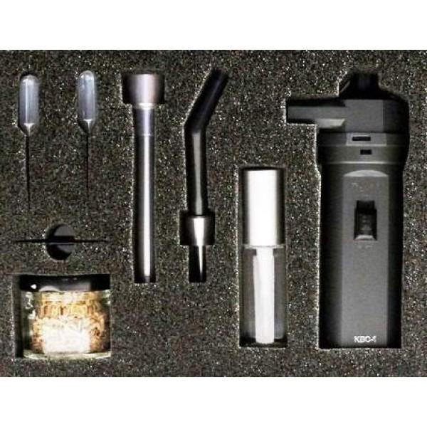 Pipe à fumer Aladin + cloche +/- 19 cm, Version idéale pour les particuliers