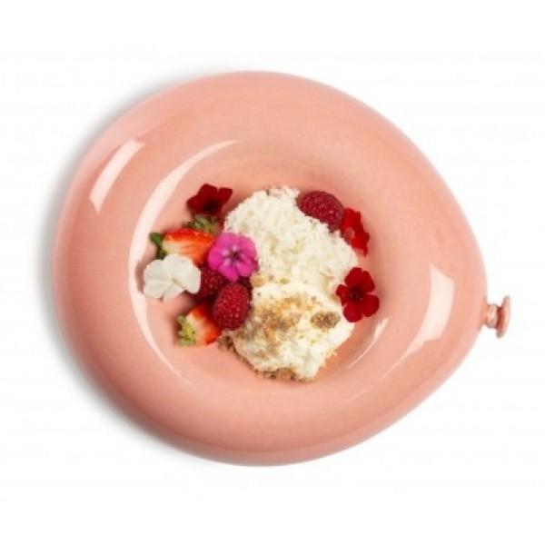 Assiette porcelaine 100% Chef Globus
