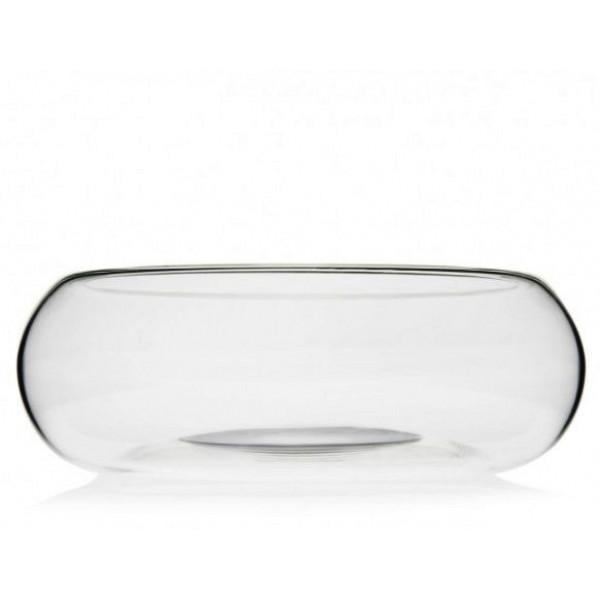 Assiette en verre 100% Chef, Space Ø 21.8 cm réversible (x 1)