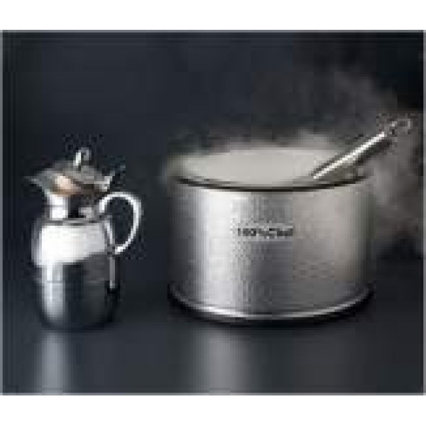 Vasque Dewar 3 litres, accessoire azote liquide