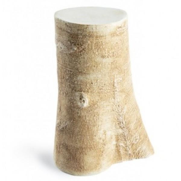 Assiette porcelaine 100% Chef, branche d'arbre Ø  9 cm (x 6)