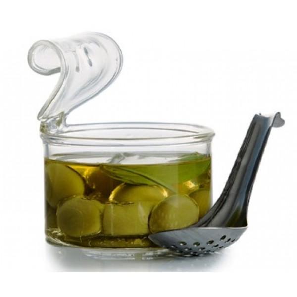 Boite de conserve ronde 20 cl en verre borosilicate (x 6)