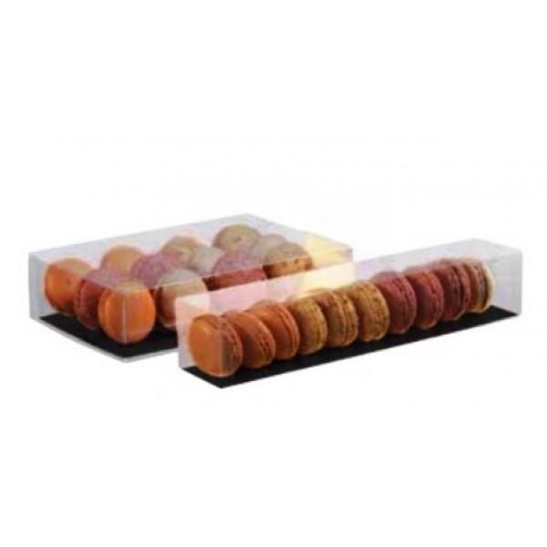 Boite à emporter pour 12 macarons (x 50)