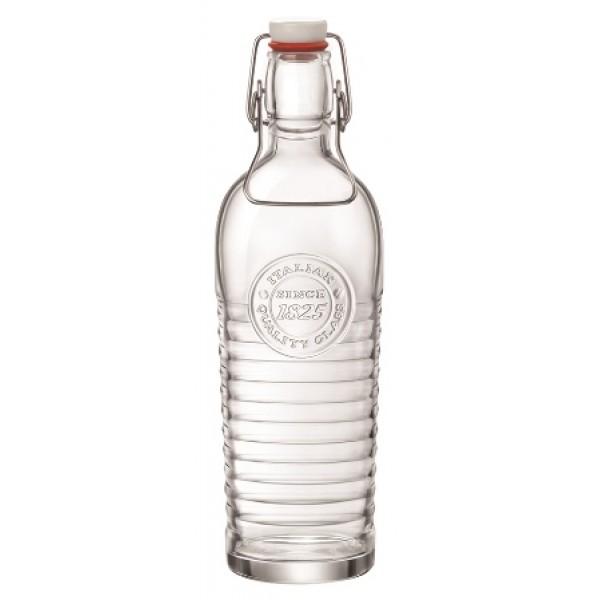 Bouteille 1.2 litres Officina 1825 en verre (x 12)