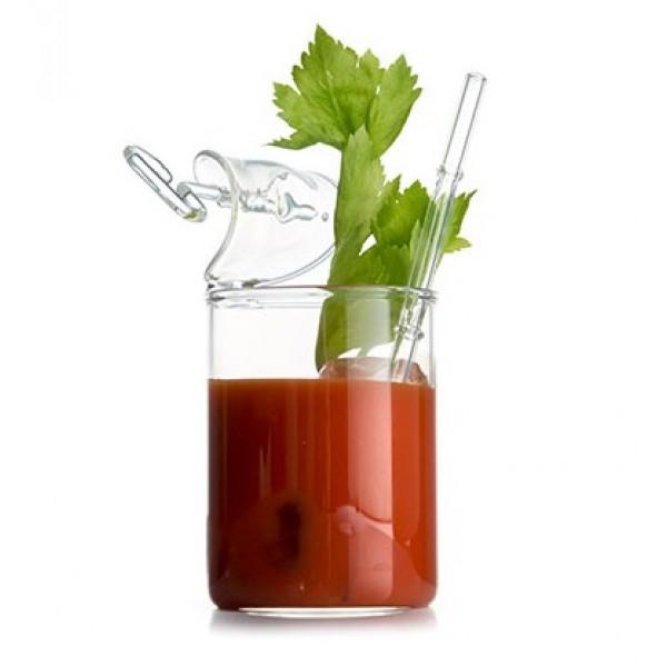 Boite de conserve, canette 45 cl en verre borosilicate (x 6)