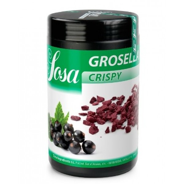 Cassis Crispy Sosa, 2 à 10 mm (200 g)