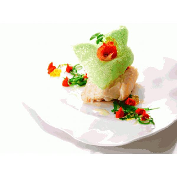 Chips à frire Kroepoek goût Wasabi, 192 pièces