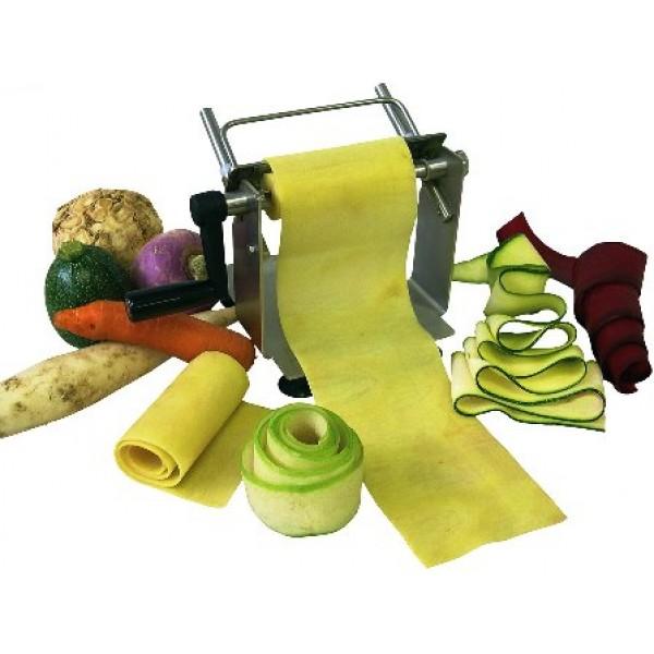 Coupe lanières de légumes et fruits compact