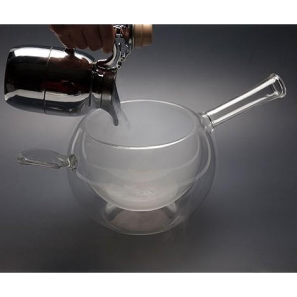Cryo casserole Nitro Bowl azote, 2.5 litres Ø 22 cm XXL