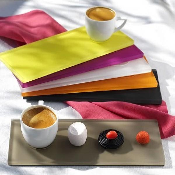 Assiette café gourmand Mealplak antrhracite Ø puit : 45 mm (x 8)