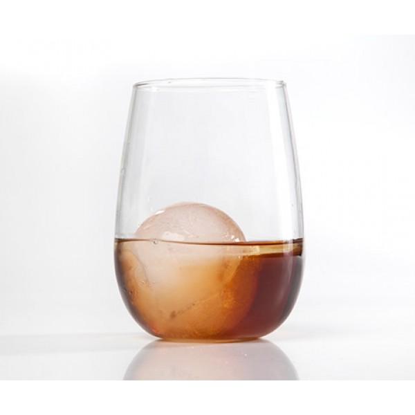 Ice ball mould 3 D, sphère de glaçon 60 mm, 3 empreintes