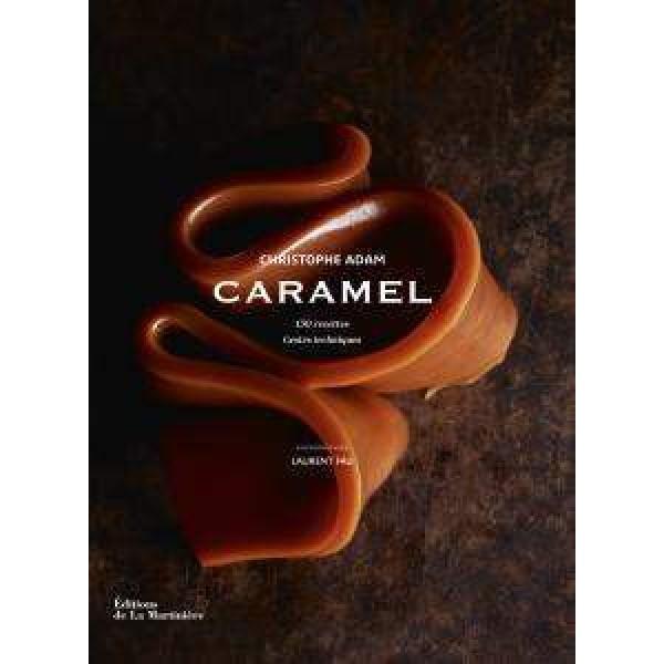 Livre Caramel, Christophe Adam