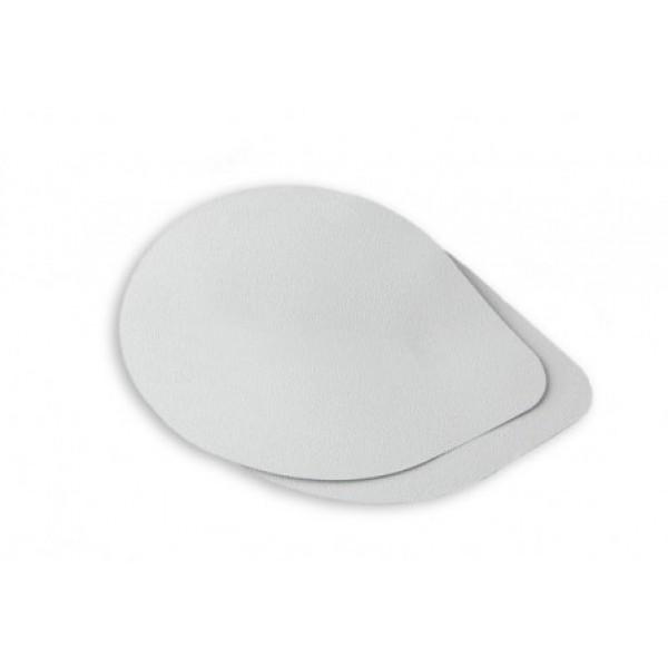 Opercule Ø 80 mm Argenté, pour pots de yaourt 350 ml (x 750)