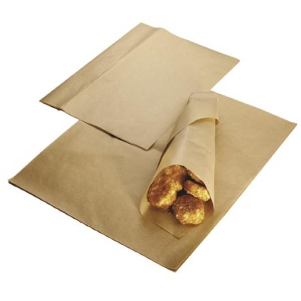 Feuille de papier kraft ingraissable 25 x 33 cm (x 3000)