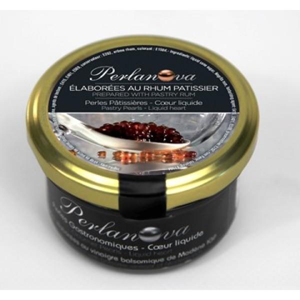 Perles pâtissières au Rhum Negrita ( 80 g)