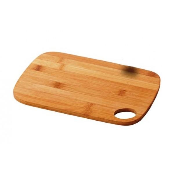 Planche en bambou 29 x 17 cm, à personnaliser