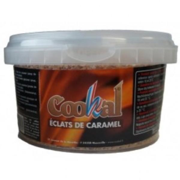 Eclat de caramel Cookal en vrac (18 pots de 375 g = 6.75 kg)