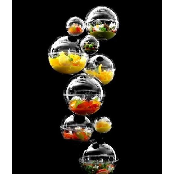 Sphère Perla 30 cl avec couvercle anti buée ( x 100)