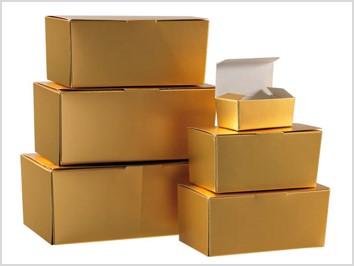 Emballages chocolat