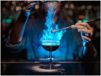 Barman, mixologie