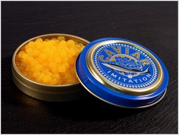 Boites Caviar imitation