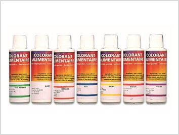 Colorants liquides