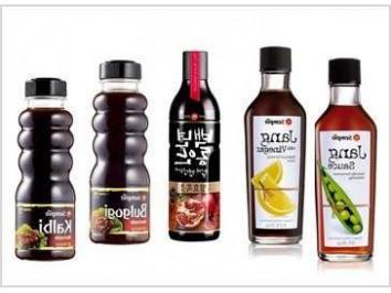 Ingrédients Coréens