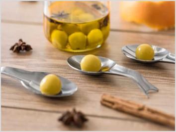 Olives sphériques