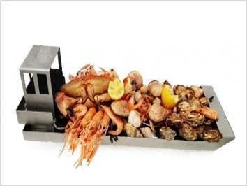 Crustacés, fruits de mer