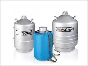 Stockage azote liquide