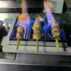 Barbecue GreenCook et 600 ml d'alcool poivre noir Cookal