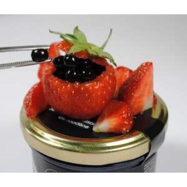 Perles de vinaigre balsamique NOIR de Modène (6 x 80 g)