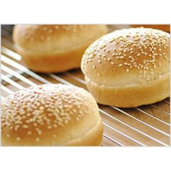 Toile de cuisson Silform, 15 formes petits pains buns
