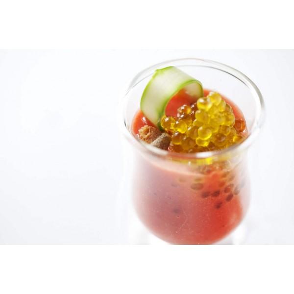 Perles d'huile d'olive Caviaroli extra vierge nature (50 g)