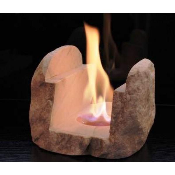 Support de cuisson en pierre reconstituée, vendu sans ardoise