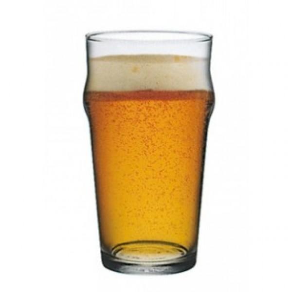 Verre à bière 29.4 cl Nonix, en verre trempé (x 24)