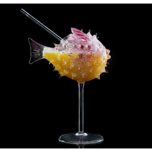 Verre Fugu 25 cl, en borosilicate 100 % Chef